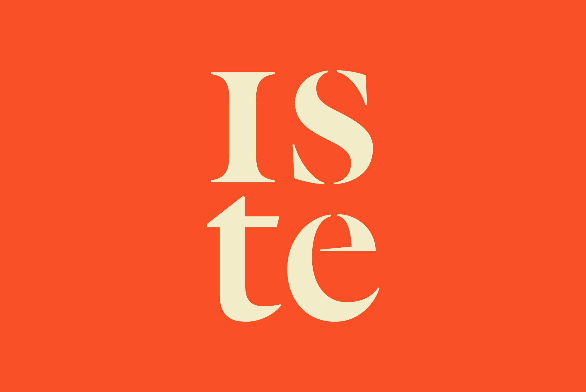 Imsdal Iste - logo