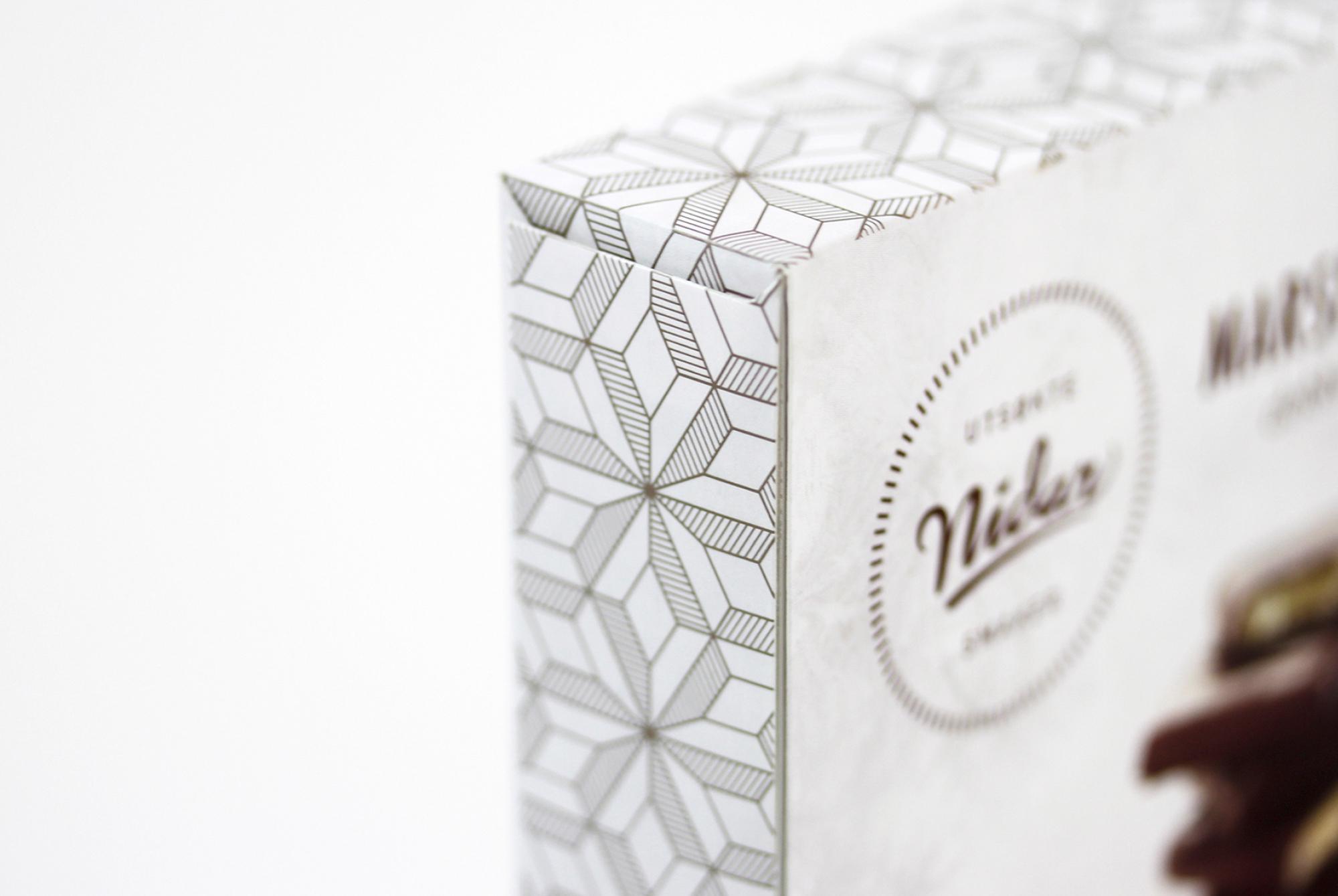 Nidar Utsøkte Smaker - Tynne Skiver - package corner