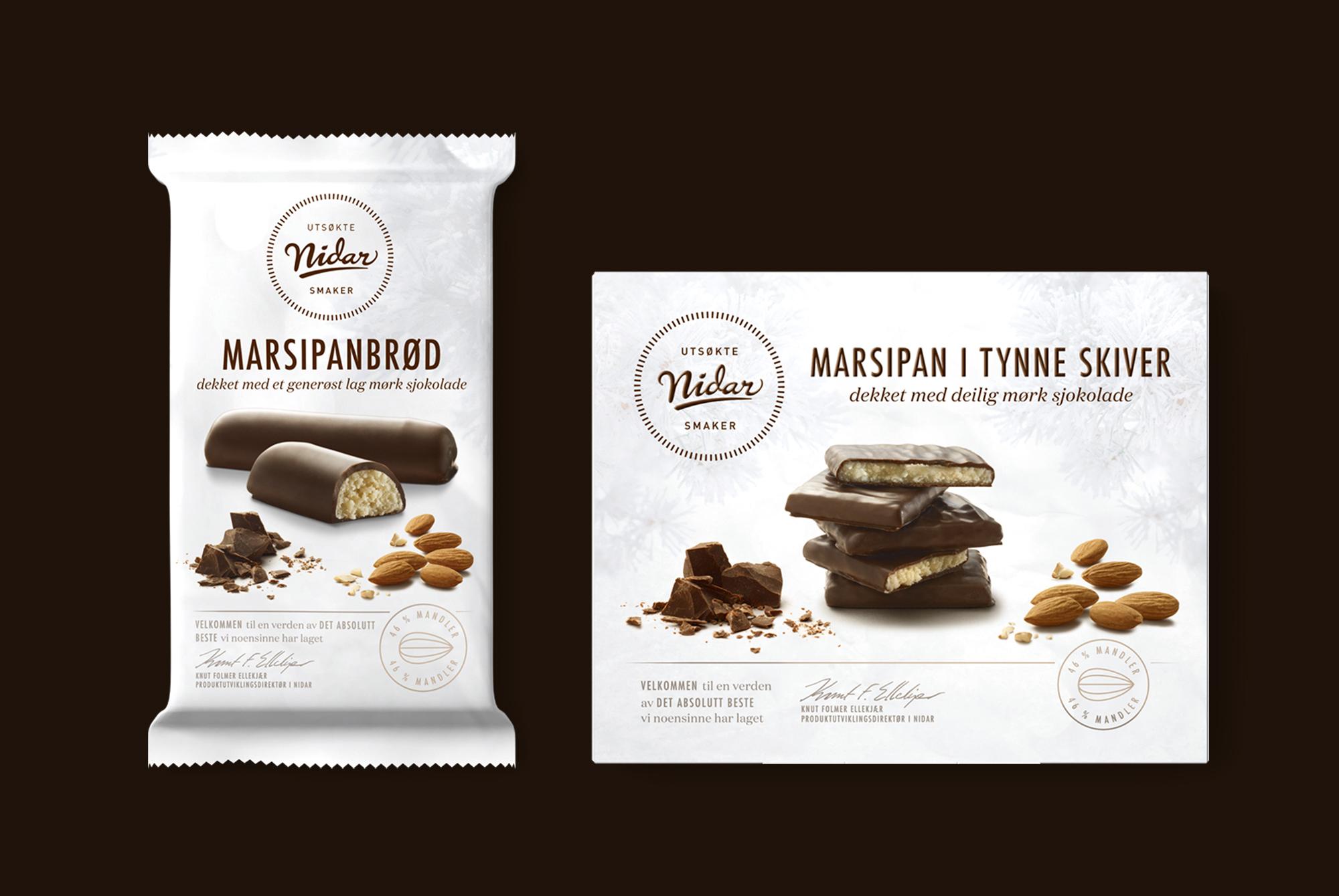Nidar Utsøkte Smaker - Packshots