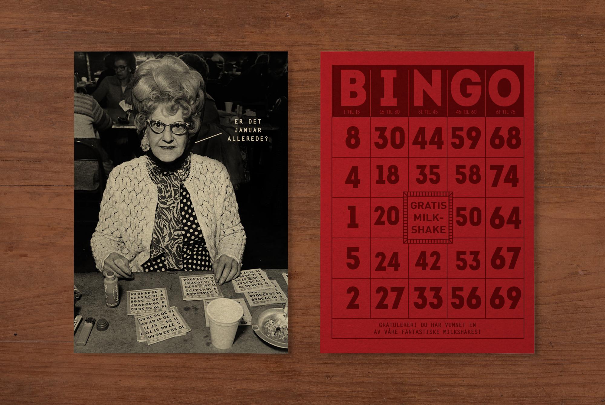 Døgnvill Burger Bingo inserts