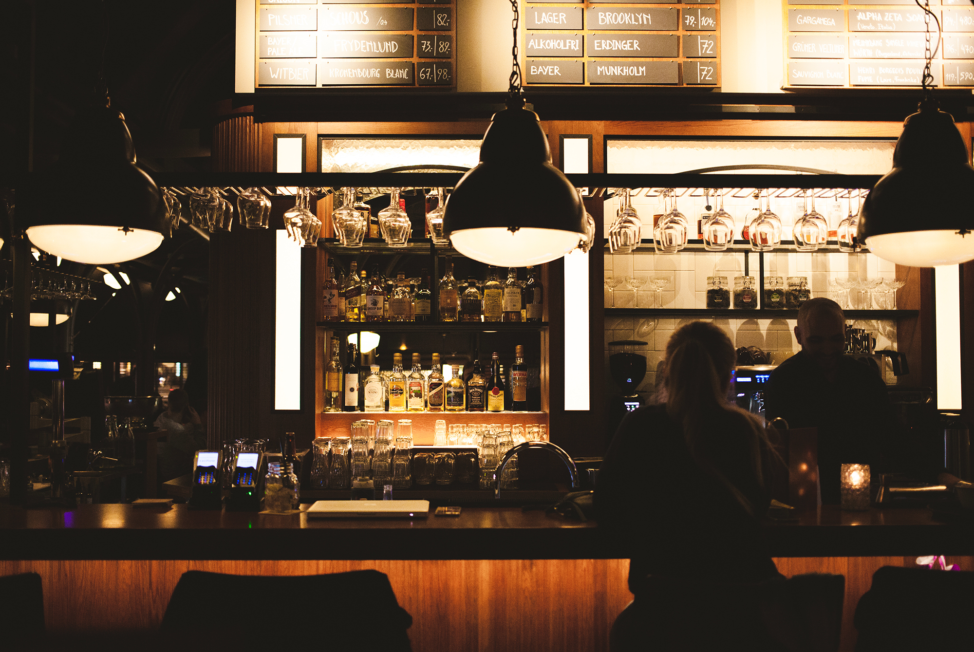 Døgnvill Trondheim - Bar