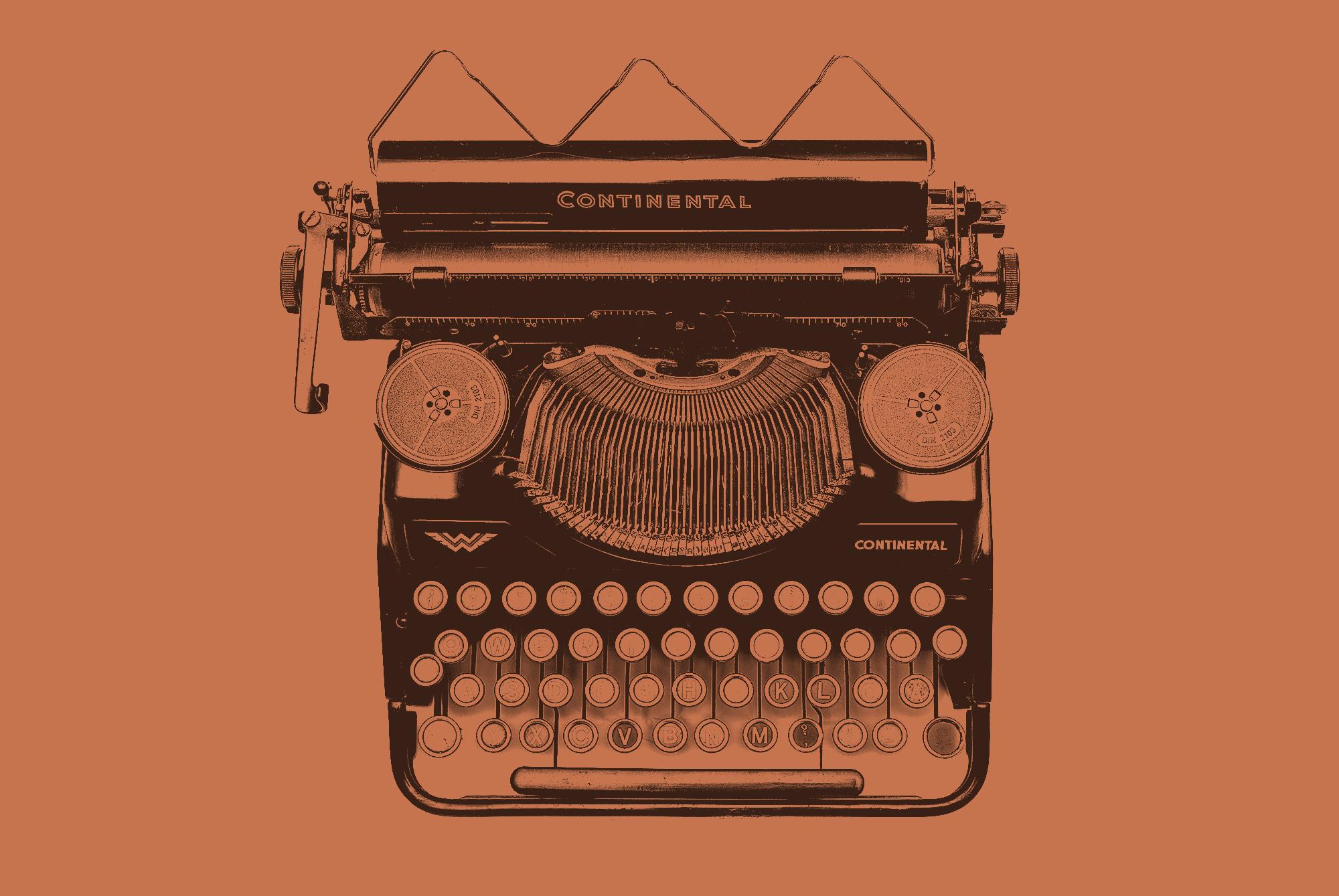 Søvnløs Typewriter