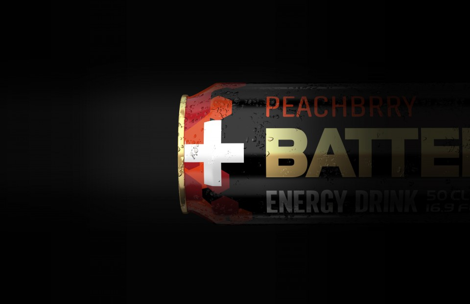 Battery peachbrry - hero 1
