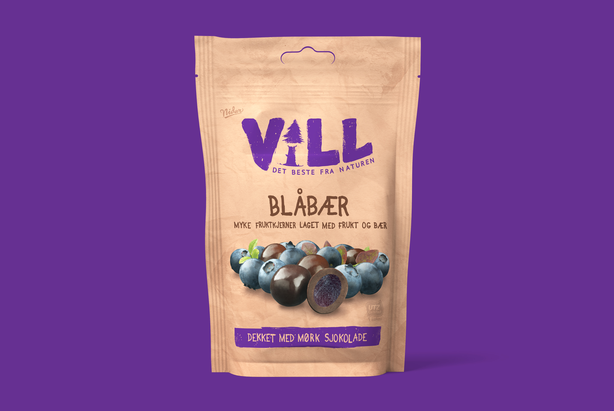 Vill - Blaabaer