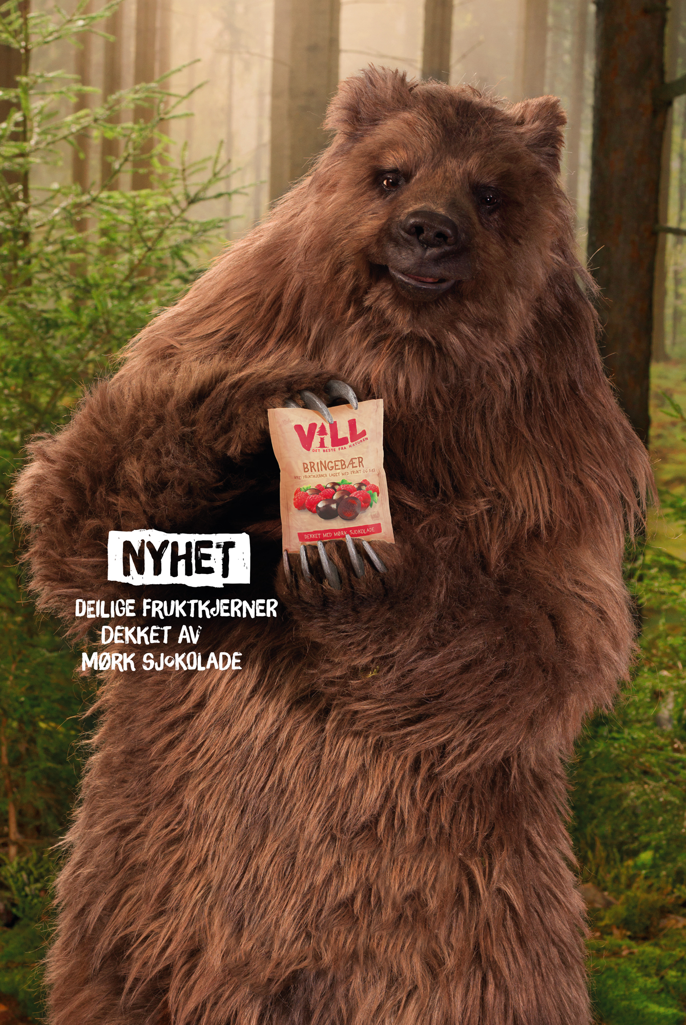 Nidar Vill Bear Vertical