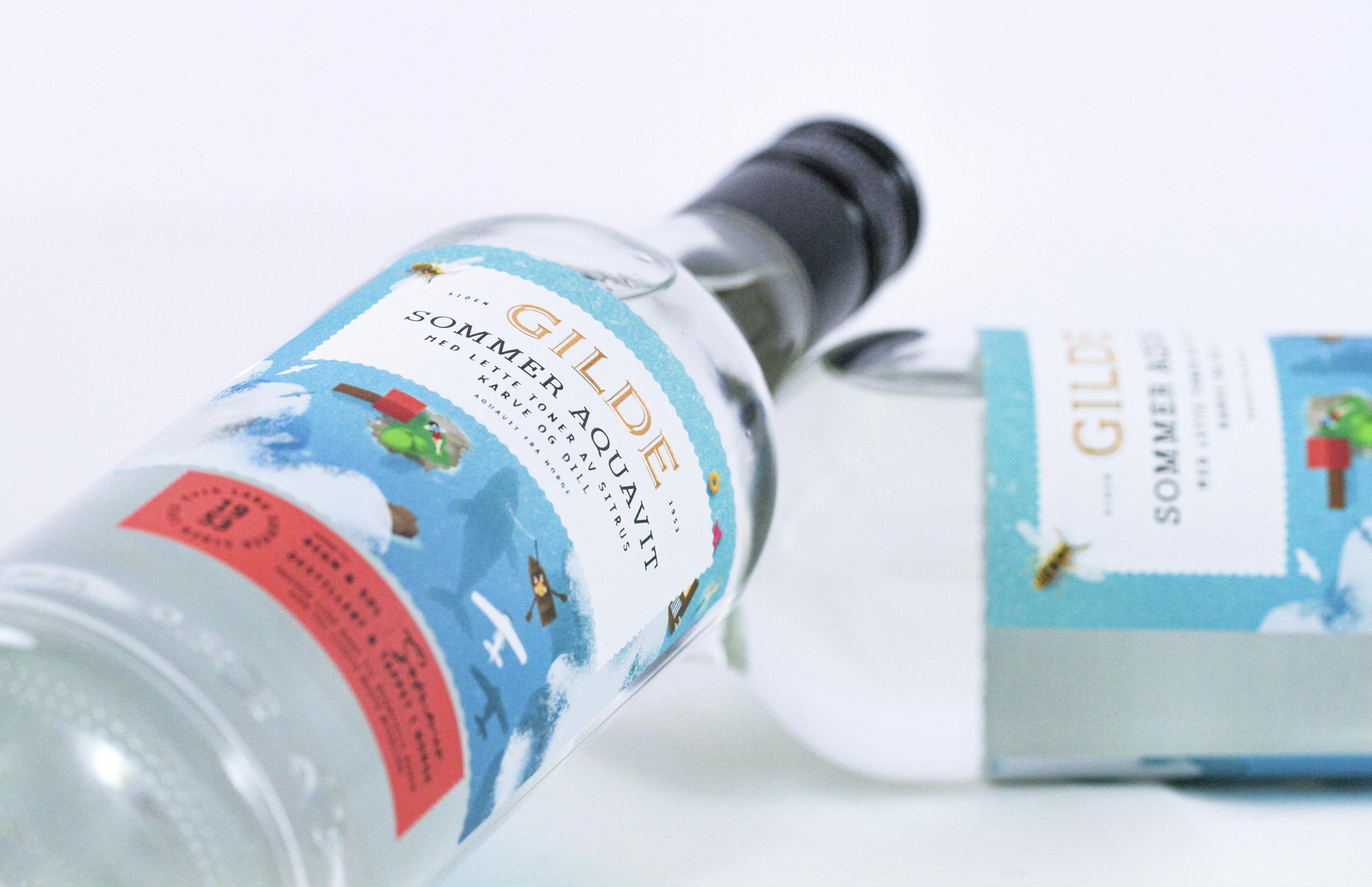 Gilde Sommer Aquavit 3