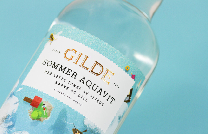 Summer in a bottle