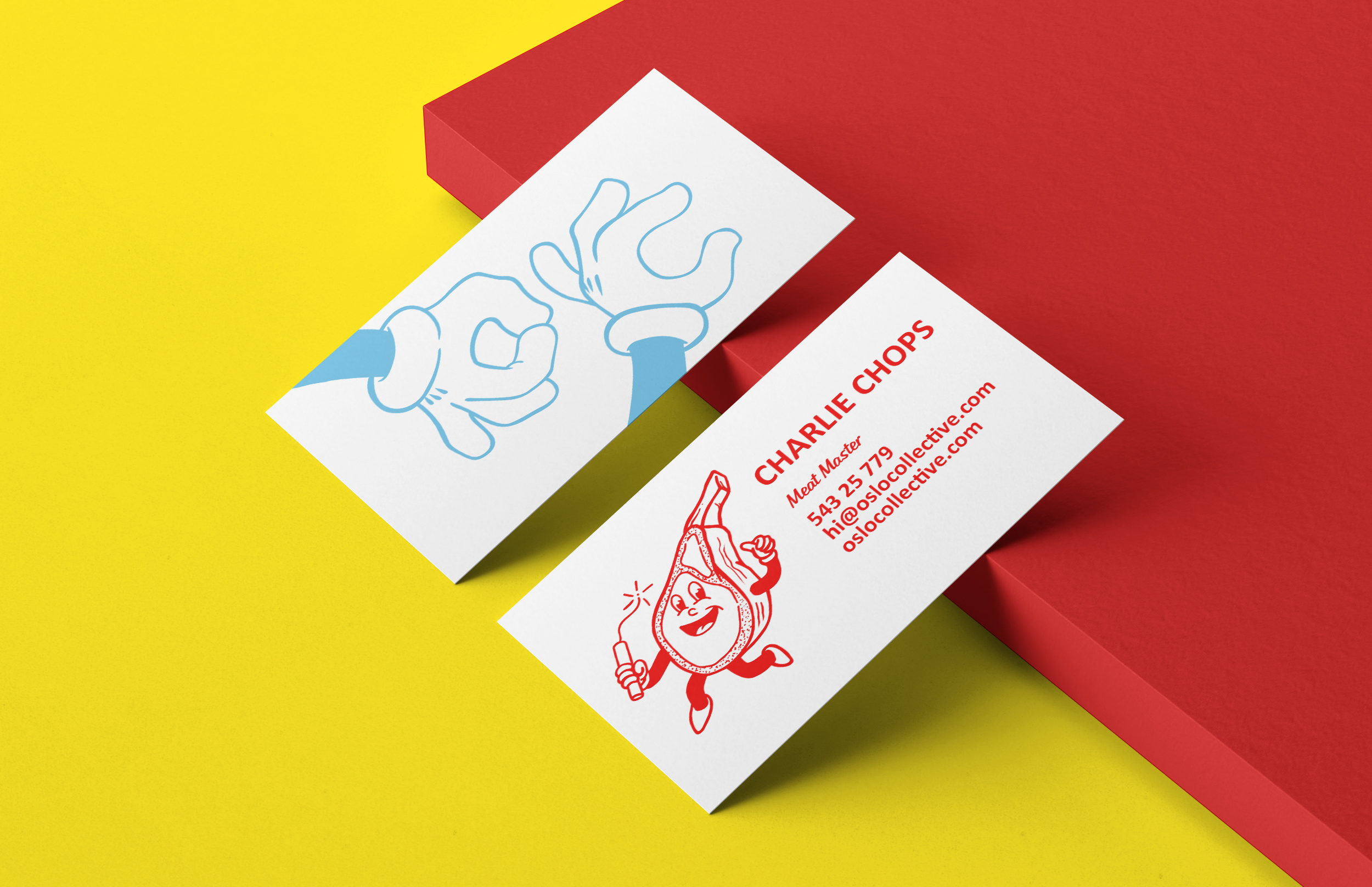 Oslo Collective Cards